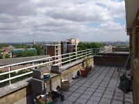 Greenwood - Furnished Superb Loc Southfields. Amazing view London. Spacious flat. Off street Parking