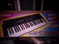 Casio CTK-50 electronic keyboard