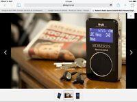 Wanted personal dab radio