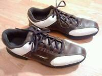 Mint condition Nike Air Golf Shoes size 10.5