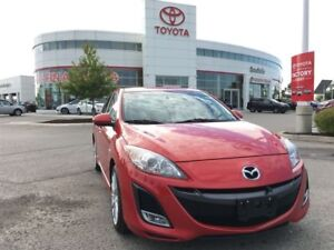 2010 Mazda MAZDA3 GS Hatchback, Enkei Wheels, Fun 6-Speed Manual