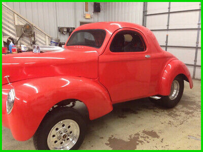 1941 Willys Gasser Outlaw Body 1941 Willy's Coupe Gasser, Outlaw Body, 383ci V8, Turbo 400 Auto Transmission
