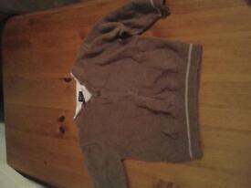 9-12 month Next jumper