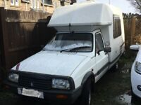 Romahome two berth high roof. 1999 1.8L Diesel. Good condition.