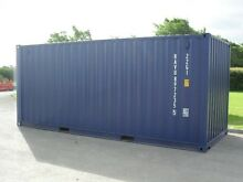 Shipping container repositioning Melb to Hobart Melbourne CBD Melbourne City Preview
