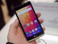 LG LEON 4G **UNLOCKED ANY SIM** Android smartphone