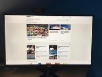 """Acer PC Monitor 27"""" screen G277HL"""