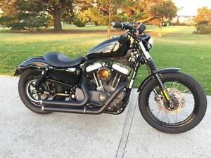 2009 Harley-Davidson Nightster (XL1200N) Altona Meadows Hobsons Bay Area Preview
