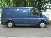 FORD TRANSIT 280 / 100 B.H.P ~ SHORT WHEELBASE VAN ~ VERY LOW MILEAGE ~ NO V.A.T