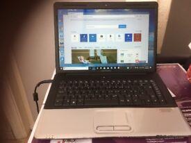 "Compaq Presario CQ50 15.4"" Laptop & Charger"