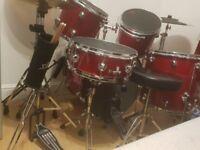 Full Pacific Drum Kit