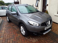 hi up for sale is my wifes immaculate 2011 nissan qashqai 1.5 diesel pure drive