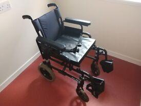 Action 2000 Wheelchair No Longer Needed