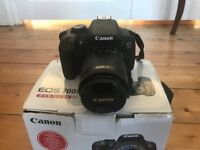 Canon EOS 700D Camera- Excellent Condition Only used Once