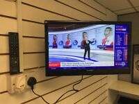 Linsar flat screen TV