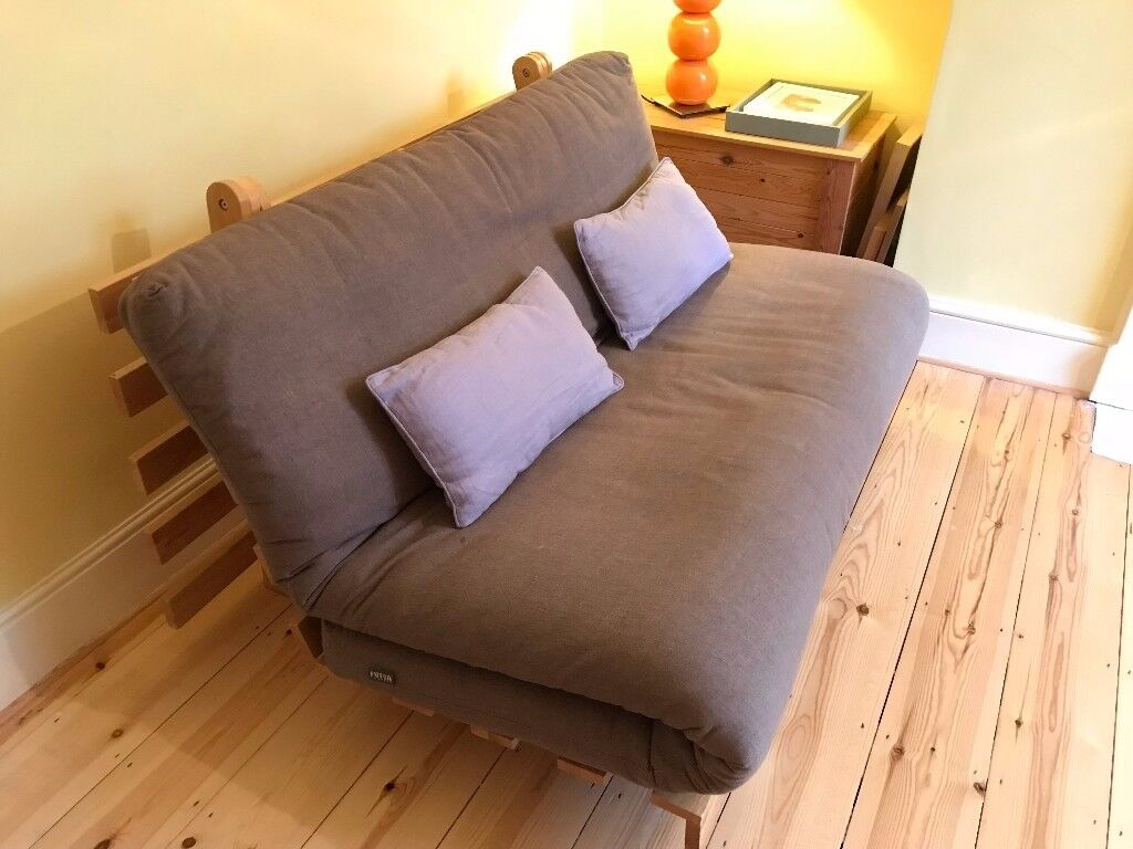 Lycksele Chair Bed Frame