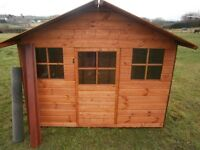 7' x 5' Wooden playhouse / Shed