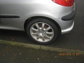 peugeot 2004 1100 for spares or repair