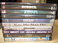 BOLLYWOOD DVDS FOR SALE