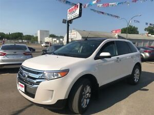 2011 Ford Edge SEL AWD w/leather & Sunroof!