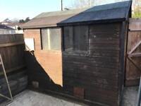 8x6 apex garden shed