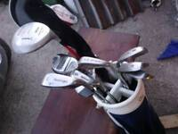 Golf club set (right handed)