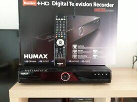 Humax HDR-FOX T2 Freeview + HD