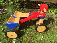 Wooden Kids Trike
