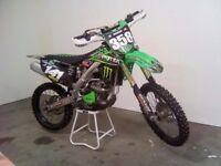 **2011 Kawasaki kxf 250**