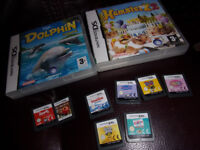 10 DS games