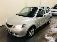Mazda 2 s 1.2 in immaculate condition low mileage 57000 full service history long mot till July 18