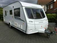 2010 Coachman Pastiche 560/4 Touring Caravan with Mover