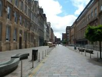 Excellent One Bedroom Flat in Merchant City next to universities - Overseas Students Welcome
