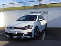 Volkswagen Golf GTI TSI DSG (white) 2017-09-18