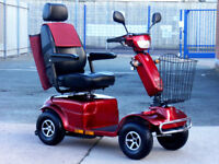 Rascal 8mph Large Mobility Scooter. FREE Delivery. Mint Condition.