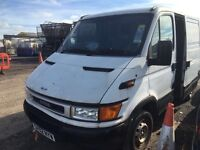 Iveco Daily 2005 year diesel - Spare parts Available