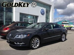 2014 Volkswagen CC Highline | Leather | Nav | Bluetooth