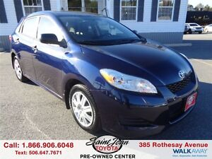 2011 Toyota Matrix $129.73 BI WEEKLY!!!