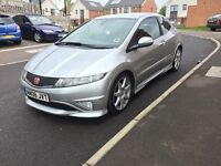 Honda Civic type R 12month mot very smart looking car