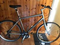Large specialized globe hybrid bike