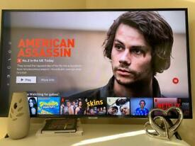 "SAMSUNG 43"" Smart 4K Ultra HD HDR LED TV"