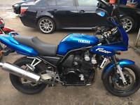 Yamaha Fazer 600 2001