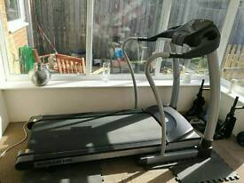 NOW SOLD Elite HRC Incline Electric Treadmill