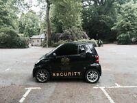 Security & driver jobs for Urgent start