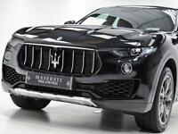Maserati Levante D V6 (black) 2017-02-15