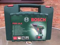 Bosch Cordless (Battery) Hammer Drill - Bare Tool with Box