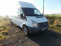 FORD TRANSIT VANS (BREAKING)