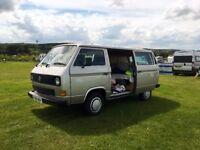 1988 Volkswagen T25 1.9 Watercooled Campervan Conversion