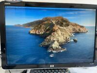 HP Pavilion w2228h monitor
