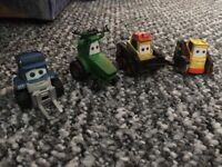 Disney cars vehicles